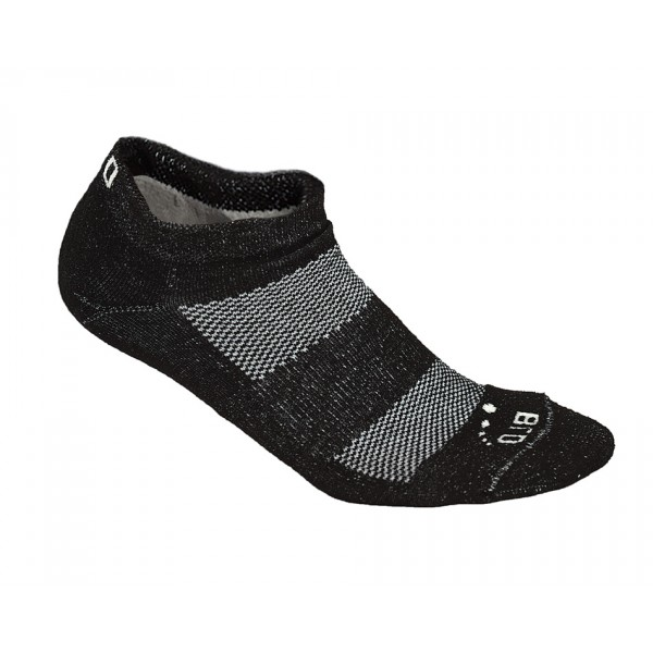 BRD SPORT Athletic Ankle Socks, Made from Recycled Plastic Bottles