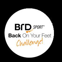 "BRD Sport ""Back On Your Feet!"" Challenge"
