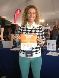 BRD SPORT Measuring Station @ Runners World Festival Half Marathon