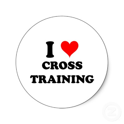 i love cross training sticker-p217000022953586806qjcl 400